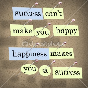 Succes and Happy