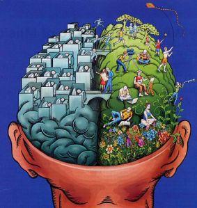 Otak kanan kiri