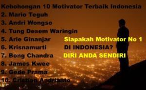 Kebohongan 10 Motivator Terbaik di Indonesia