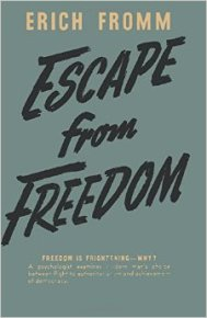 Escape From Freedom Eric From