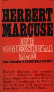 Herbert Marcuse One Dimensional man