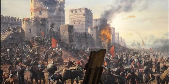 Islam dan Sejarah Kehancuran Bagdad diserang Mongol.jpg