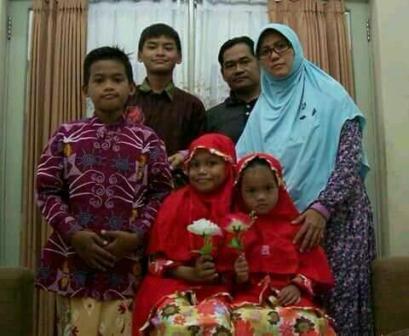 Keluarga Teroris Gereja
