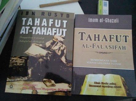Al Ghazali Tahafud Falashila dan Tahafud al Tahafud