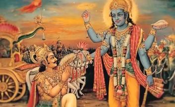 Mahabharata Basudewa Krisna