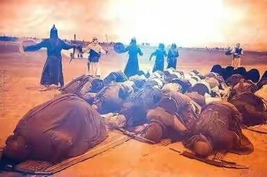 Husein - Karbala dan Ketidakadilan
