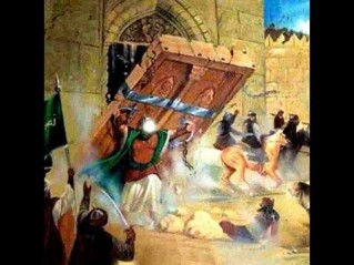 Sayyidina Ali dan Benteng Khaibar