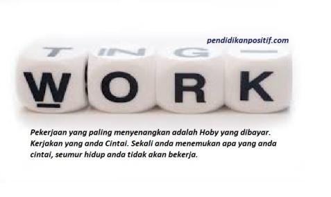 qoute pekerjaan