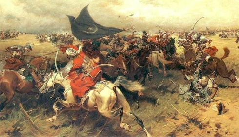 Perang Dinasti Seljuk Turki
